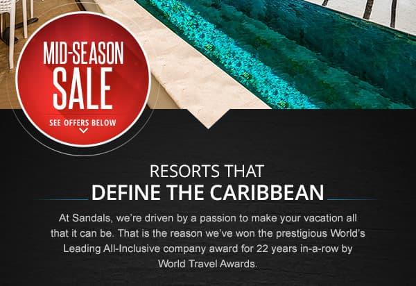 Resort That Define The Caribbean