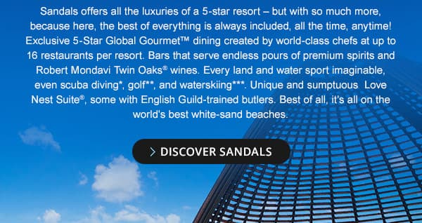 Discover Sandals