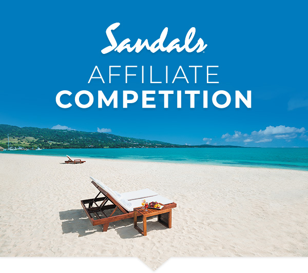 Sandals Affiliate Competition