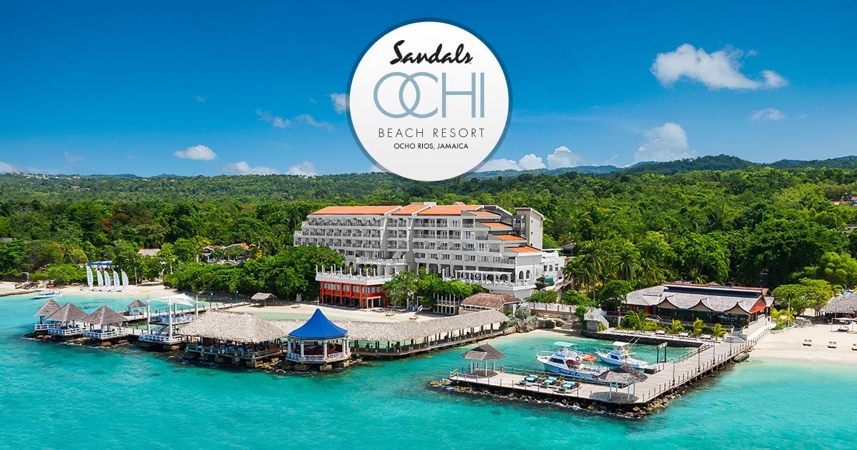 Sandals South Coast Restaurant Menus