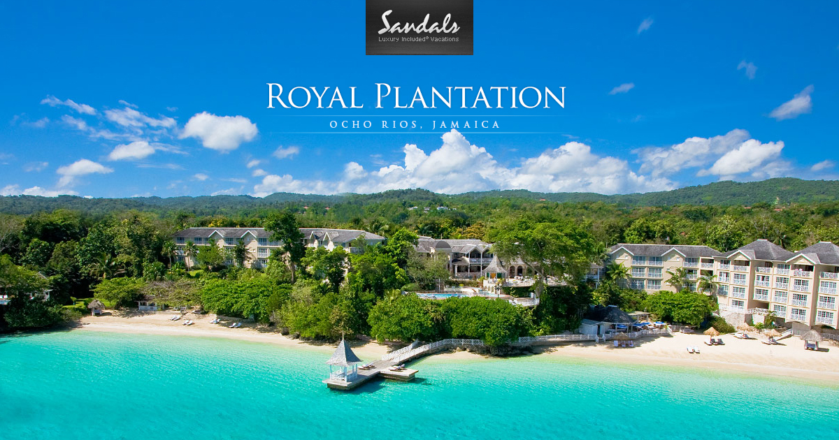 Sandals Royal Plantation All Inclusive Boutique Hotel