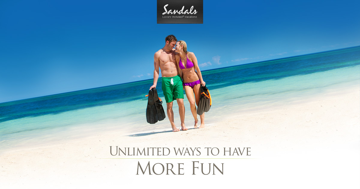 Vacation Activities At Our Caribbean Beach Resorts Sandals